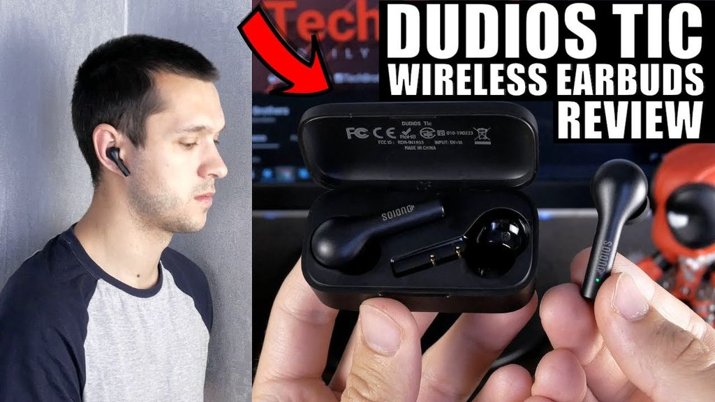 Dudios Tic Hands-on REVIEW: TWS Wireless Earbuds For Gaming 2020!