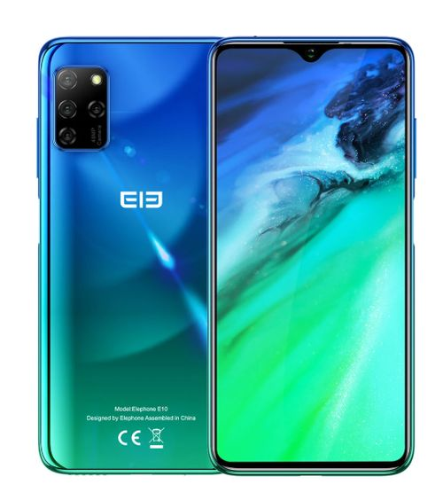 ELEPHONE E10 Global Version - Banggood
