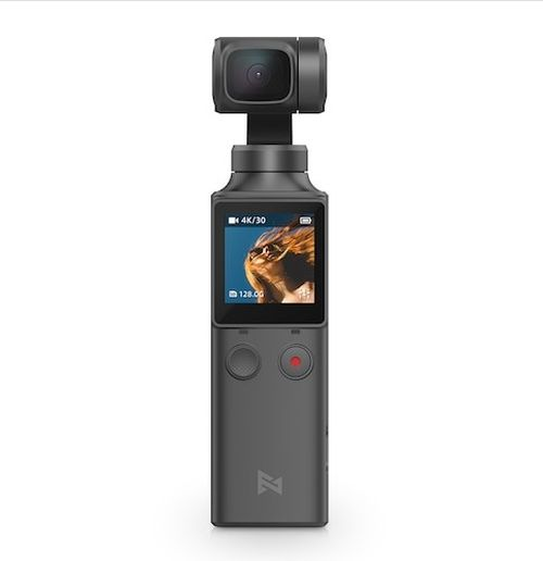 FIMI PALM 3-Axis 4K HD Handheld Gimbal Camera - GearBest