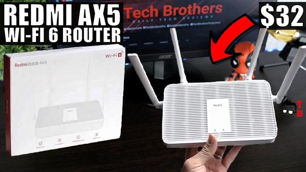 Is Redmi AX5 Router Better Than Xiaomi Mi Router AX1800?