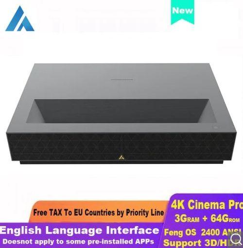 Fengmi Laser Projector TV 4K Cinema Pro - GearBest