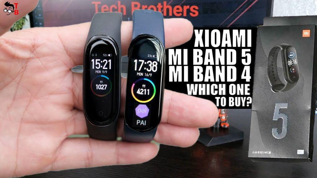 Xiaomi Mi Band 5 vs Mi Band 4: Should You Upgrade? YES!