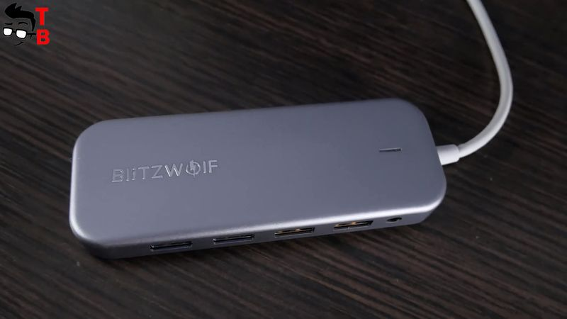 Blitzwolf BW-TH8 REVIEW: Only $35 USB C Hub 2020!