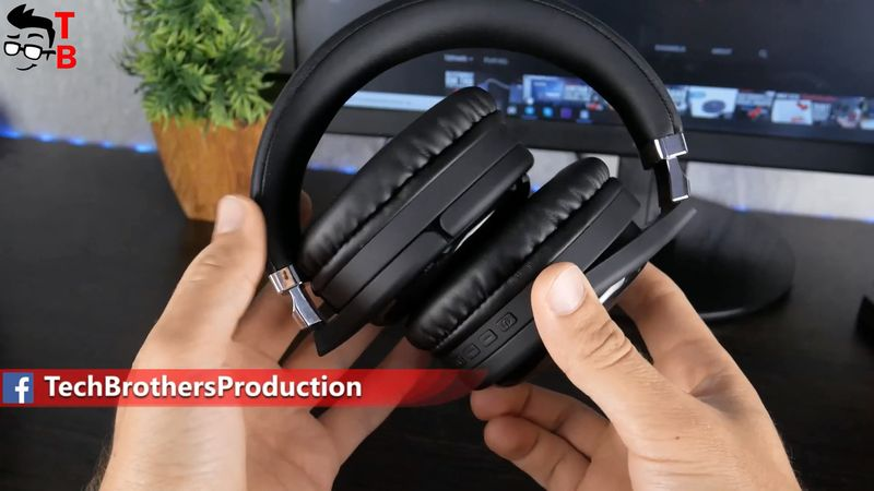 TM061 Wireless Headphones REVIEW: They Have TF Card Support!