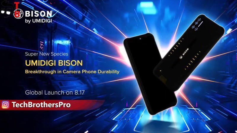 UMIDIGI Bison - Very Promising Rugged Smartphone 2020!