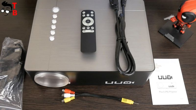 UUO P6 (Plus 6) REVIEW: Watch Before Buying THIS Projector!