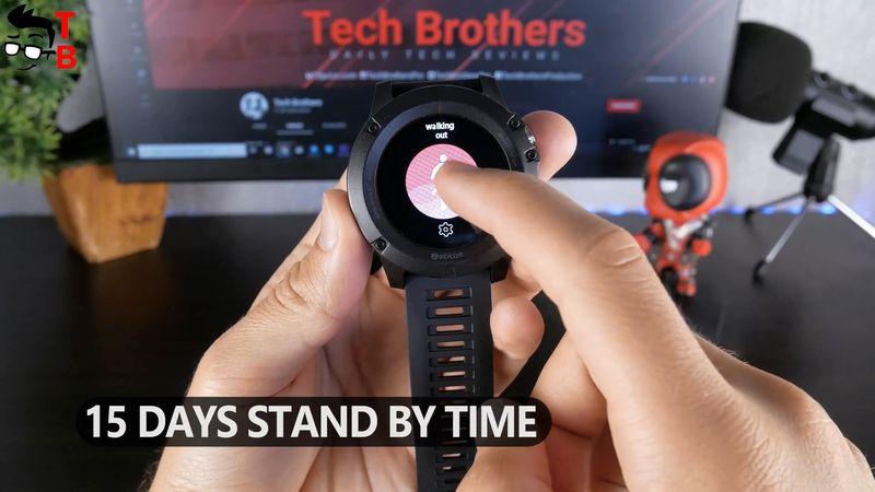 Zeblaze Vibe 3 GPS REVIEW: New 2020 GPS Sports Watch!