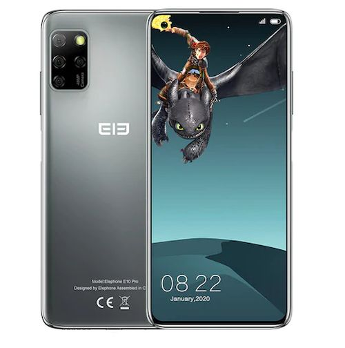 Elephone E10 Pro 4G Smart Phone - GearBest