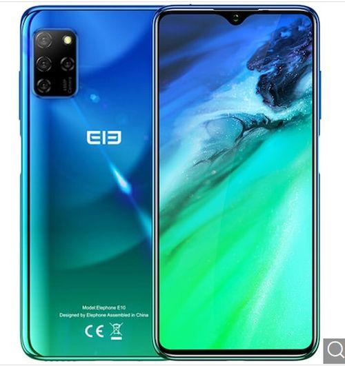ELEPHONE E10 4G Smartphone - GearBest