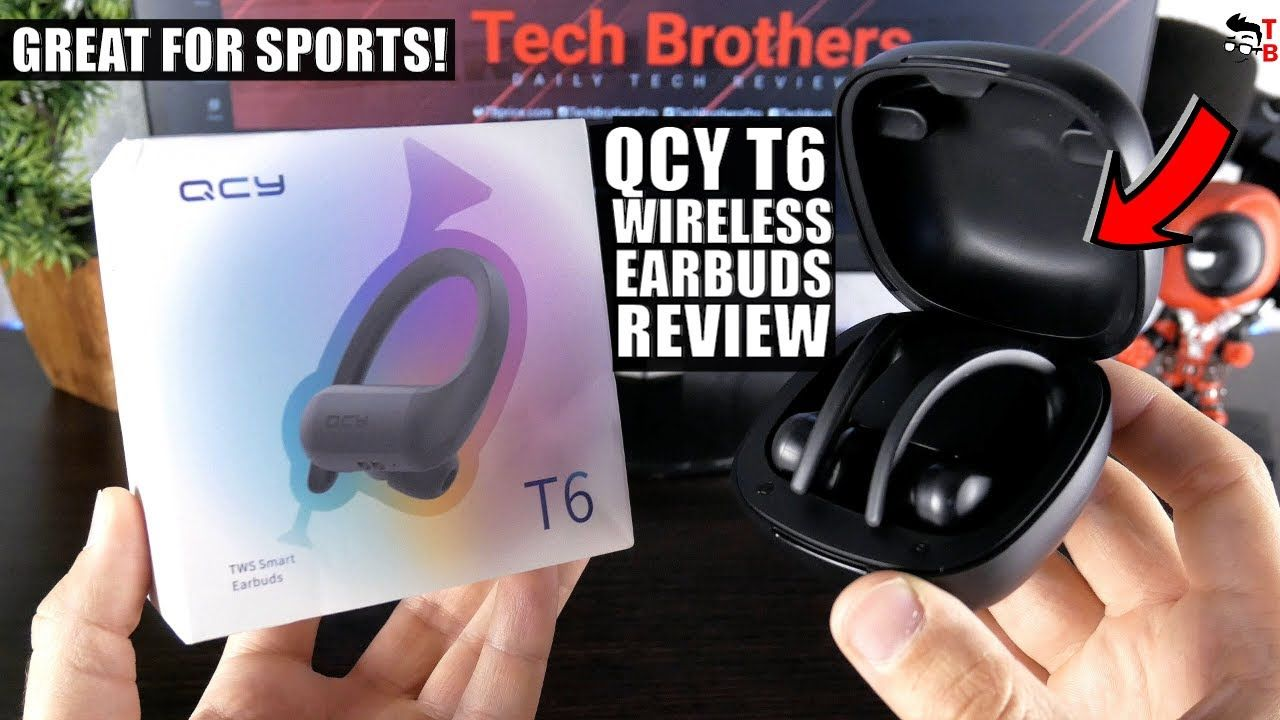 QCY T6 REVIEW: Best Budget Earbuds For Sports 2020!