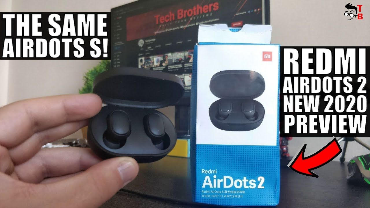 Should You Buy The New Redmi AirDots 2 TWS Earbuds?