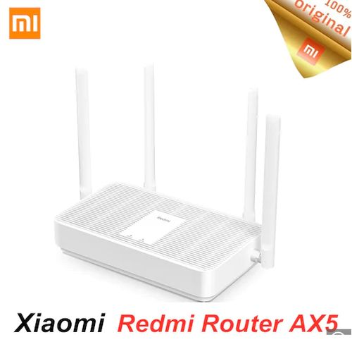 New Xiaomi Redmi Router AX5 - GearBest