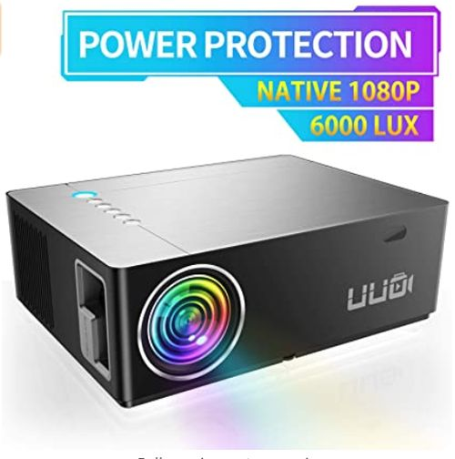 UUO Native 1080P Projector - UK Amazon - £15 OFF Code: 15GBPUUOP6