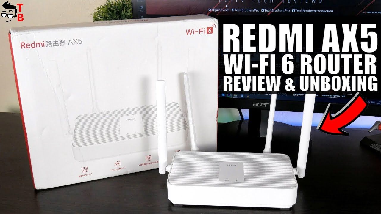 Xiaomi Redmi AX5 REVIEW: Should you buy Wi-Fi 6 router?