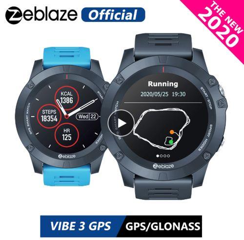 New 2020 Zeblaze VIBE 3 GPS Smartwatch - Aliexpress