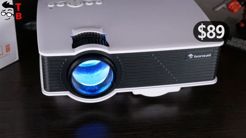 Bonsaii PJ8003 REVIEW: What's Wrong With $89 Projector?