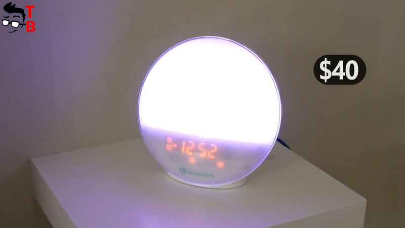 HeimVision A80S REVIEW: Wake Up Easy With Smart Alarm Clock!