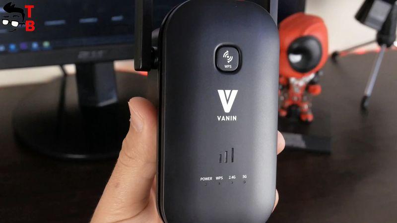 Vanin Juplink EC4-1200 REVIEW: Wi-Fi Booster With 2 Gigabit Ethernet Ports