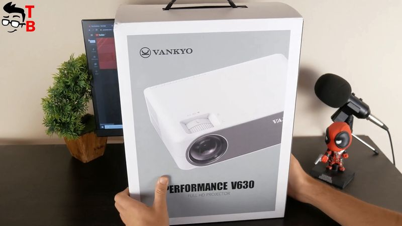 Vankyo Performance V630 REVIEW: Can Budget Projector Be Good For Home Theater?