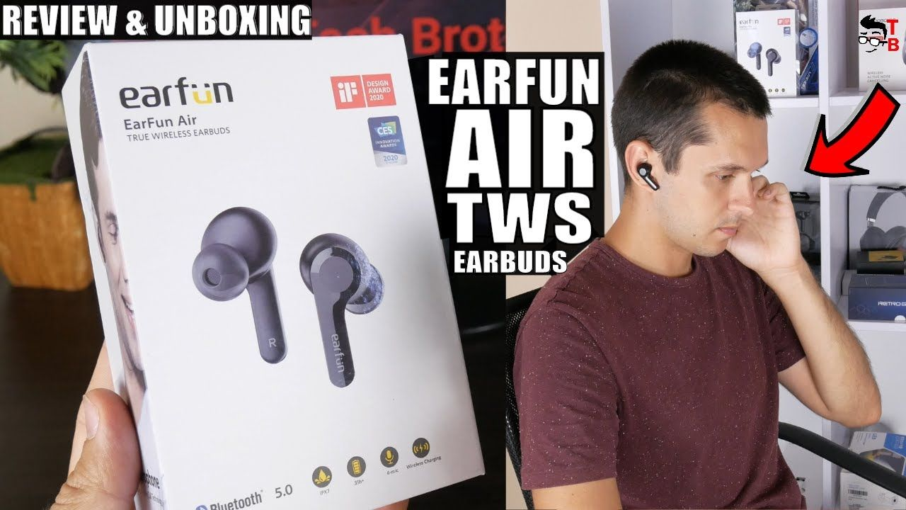 EarFun Air REVIEW: I didn't find any flaws in these earbuds!