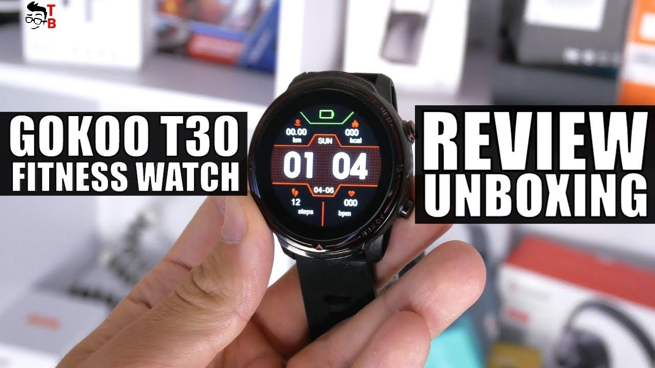 GOKOO T30 REVIEW: Budget watch that looks very good!