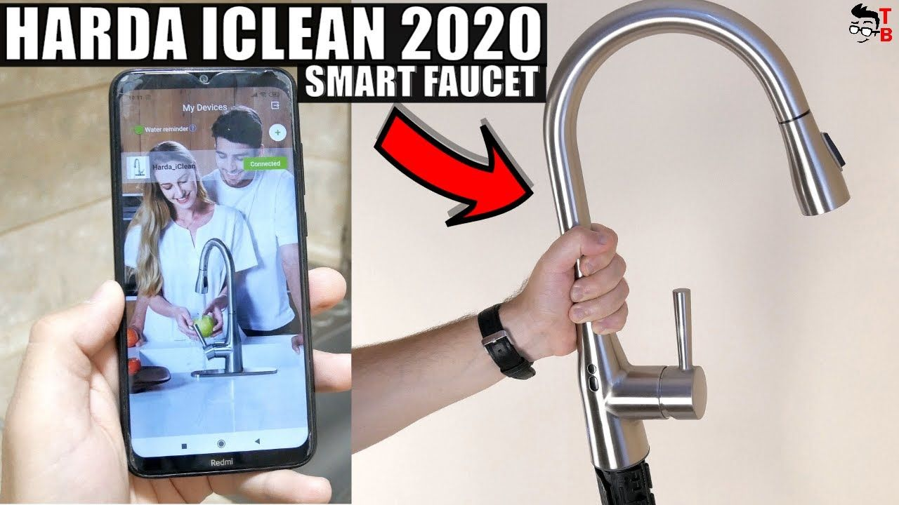 Harda iClean REVIEW, Unboxing & Installation: Smart Touchless Faucet!