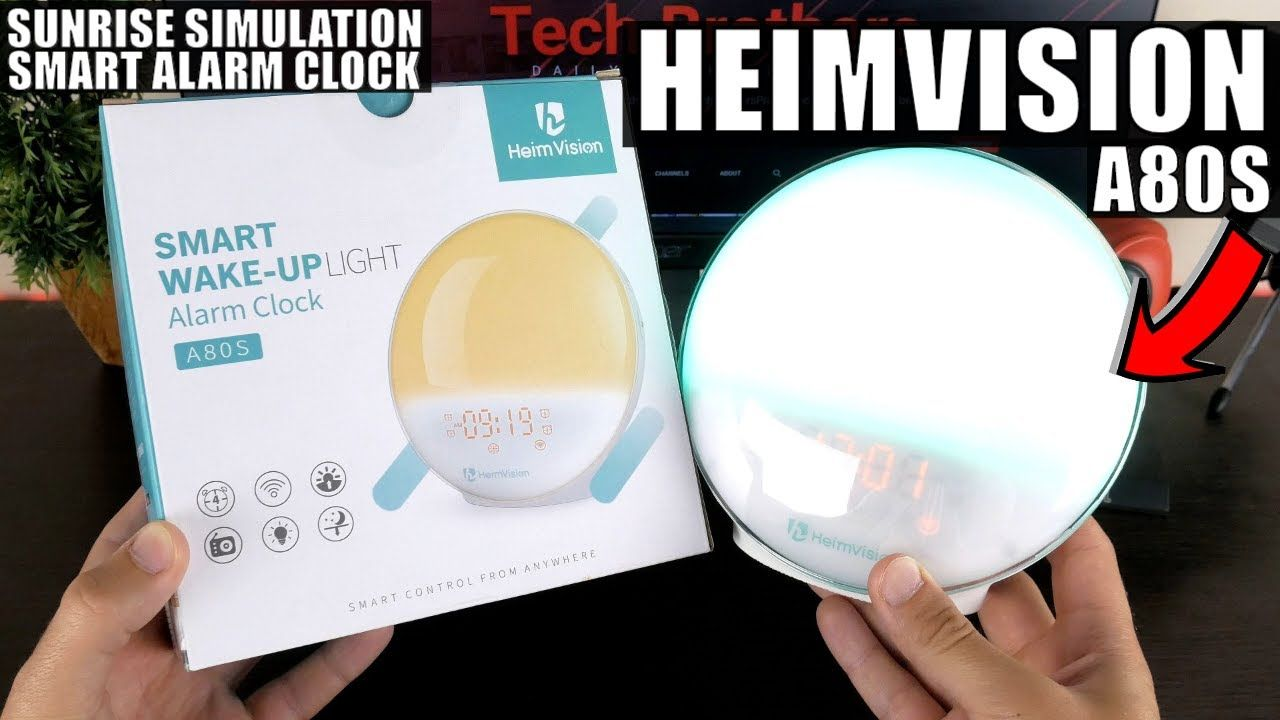 HeimVision A80S REVIEW: How To Wake Up Early In The Morning?