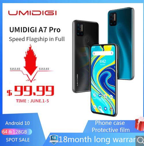 UMIDIGI A7 Pro - Banggood