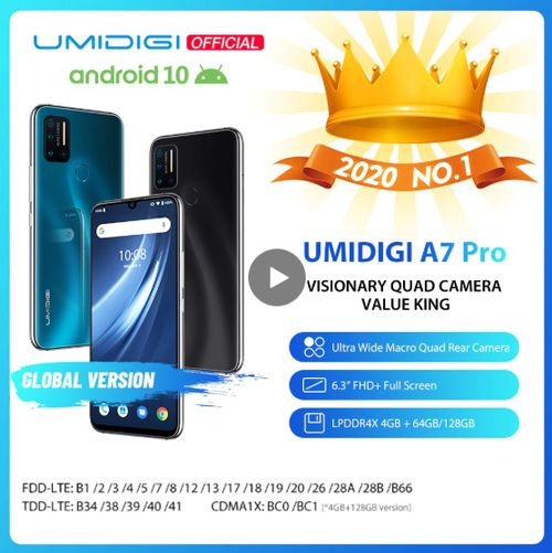 UMIDIGI A7 Pro - Aliexpress