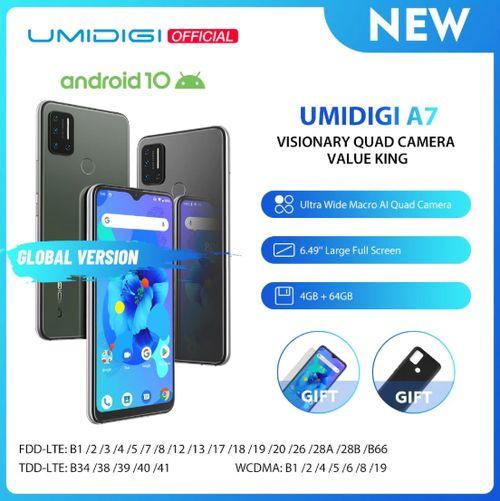 UMIDIGI A7 - Aliexpress