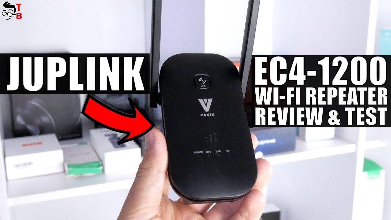 Vanin Juplink EC4-1200 REVIEW: Say Goodbye to Wi-Fi Dead Zones!