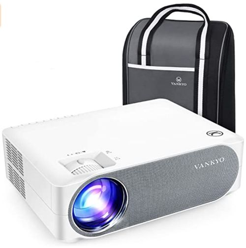 VANKYO Performance V630 Native 1080P Full HD Projector - Amazon