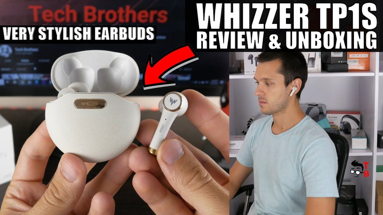 WHIZZER TP1S REVIEW: The Most Stylish Earbuds 2020!