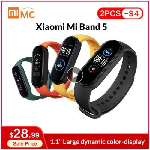 Xiaomi Mi Band 5 Smart Bracelet - Aliexpress