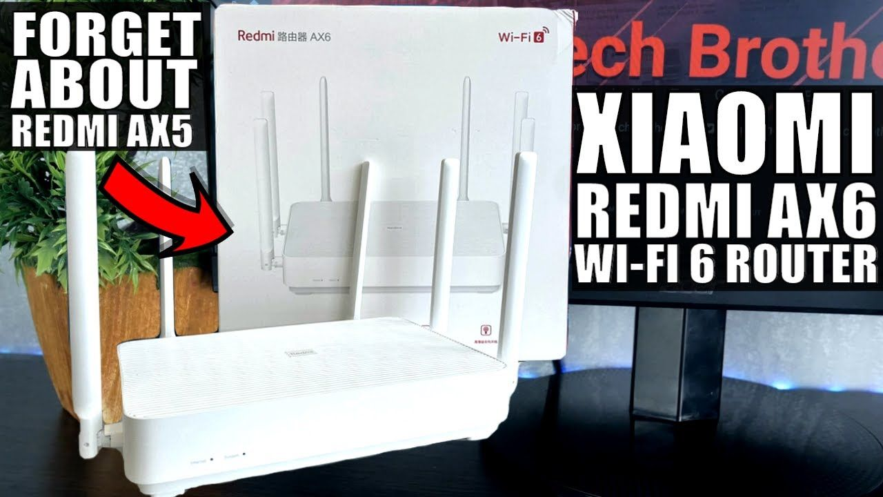 Xiaomi Redmi AX6: Should You Buy New Wi-Fi 6 Router?