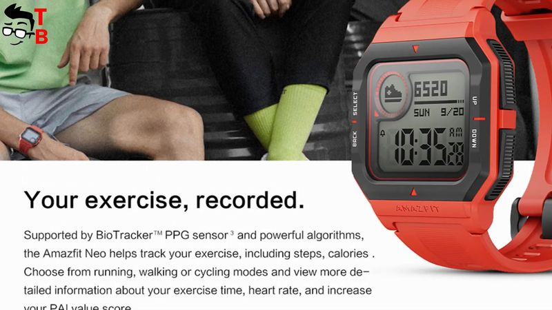 Amazfit Neo PREVIEW: Retro Design, But Modern Functions