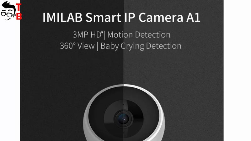 IMILAB A1 Home Security Camera REVIEW: 3MP Sensor and Motion Tracking