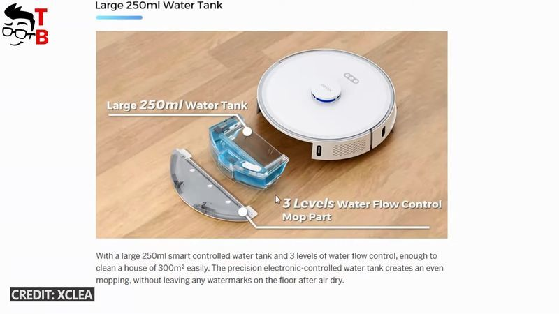XClea H30 Plus PREVIEW: Self-Cleaning Robot Vacuum Cleaner