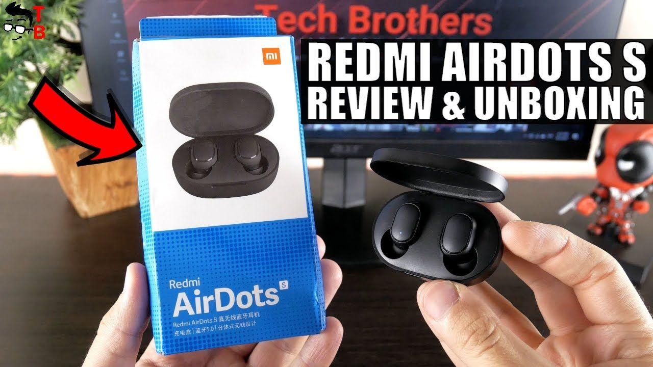 Redmi AirDots S REVIEW and Sound Test: Best TWS Earbuds Under $20?