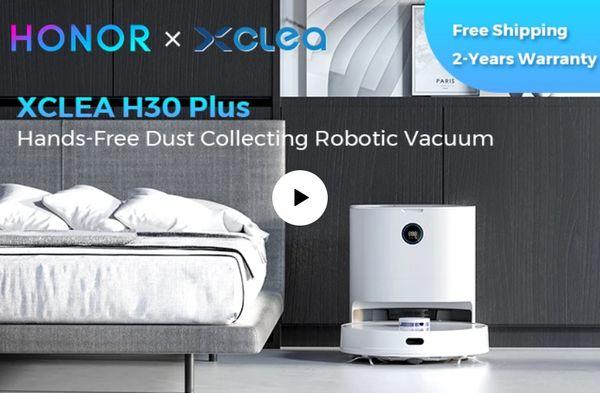 XClea H30 Plus - Kickstarter