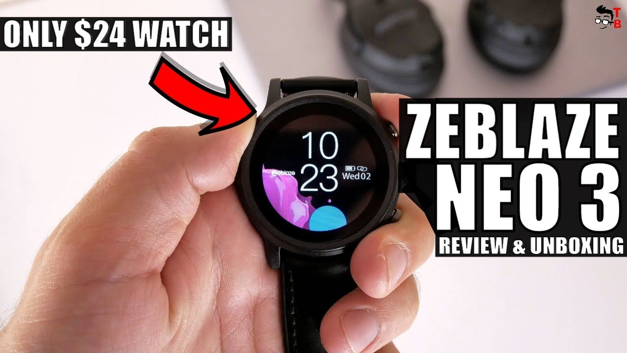 Zeblaze Neo 3 REVIEW: Pros and Cons of $25 Smartwatch