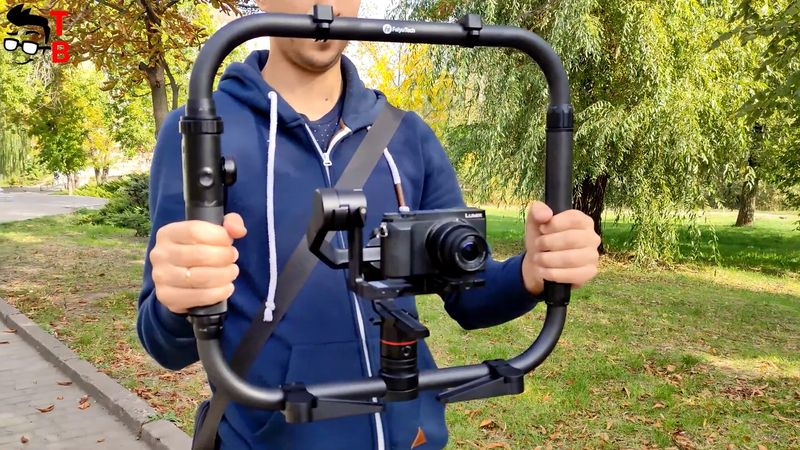 Assembling Footage Now, let's watch some videos that I shot on my camera with FeiyuTech AK4000 gimbal. FeiyuTech AK4000: Conclusion As you can see, the footage is really smooth. The stabilization with the gimbal is much better than on my camera. FeiyuTech AK4000 allows you to shoot professional videos. The gimbal also has different camera modes, such as follow, panning, lock. I also like the multifunctional knob and touch screen. They are very useful. By the way, do you like auto-rotation mode? I think it is a good function to shoot a time-lapse. What do you think about FeiyuTech AK4000 gimbal? Write in the comment below.