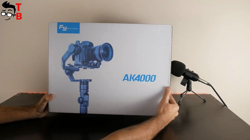 FeiyuTech AK4000 REVIEW: 3-Axis Gimbal For Professional Video Shooting