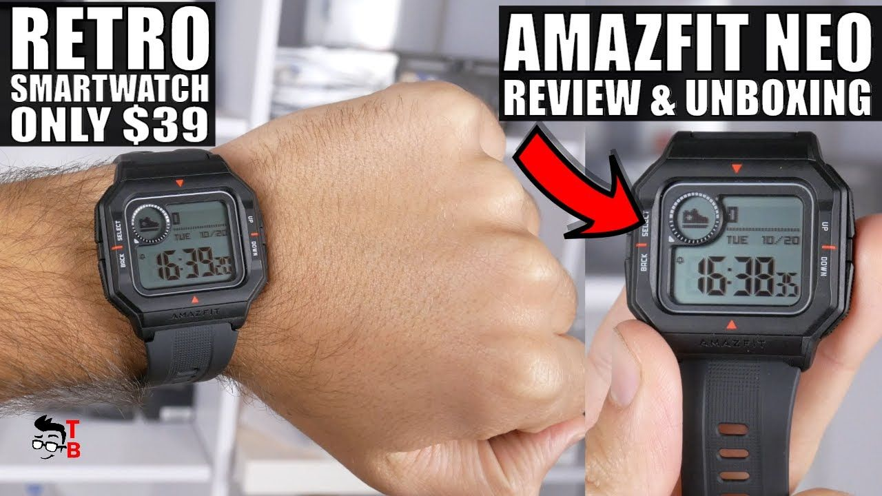 Amazfit Neo REVIEW: Is This Watch Really Good For $39?