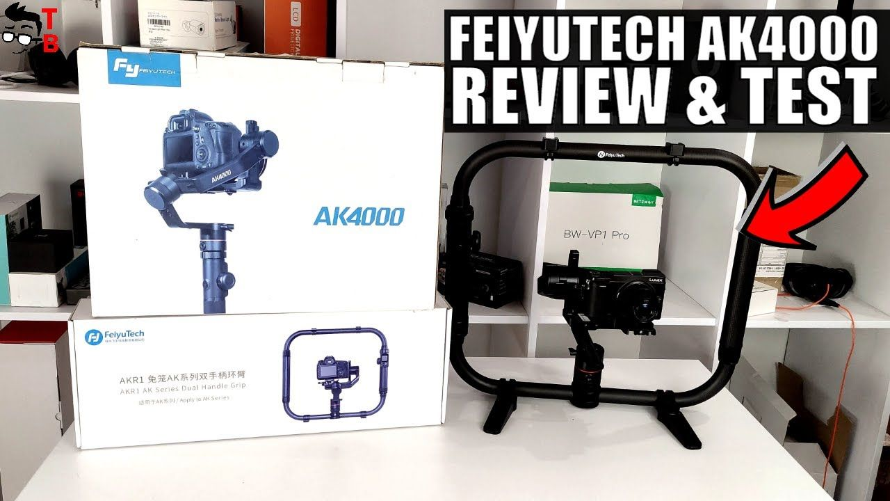 FeiyuTech AK4000 REVIEW: Do You Really Need 3-Axis Gimbal?