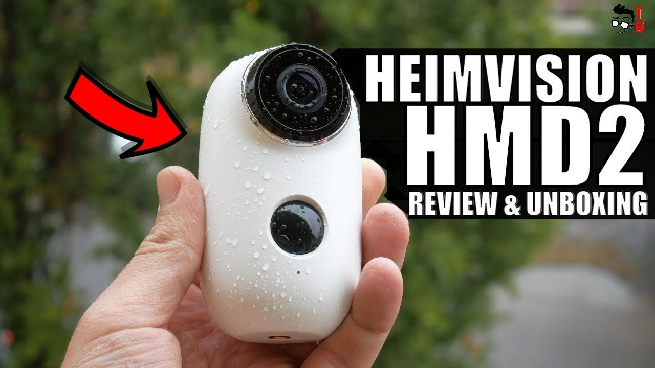 Heimvision HMD2 REVIEW: Security Camera With 4 Months Battery Life!
