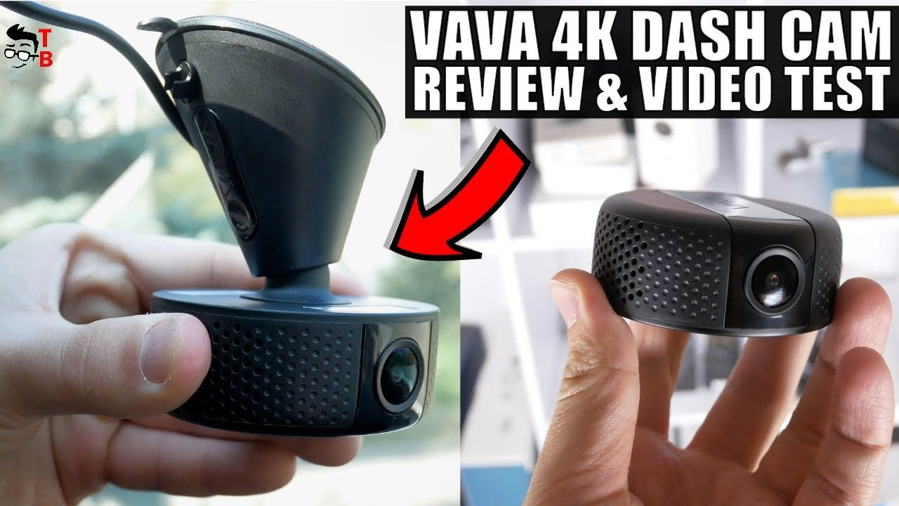 VAVA 4K Dash Cam REVIEW, Unboxing and Video Test