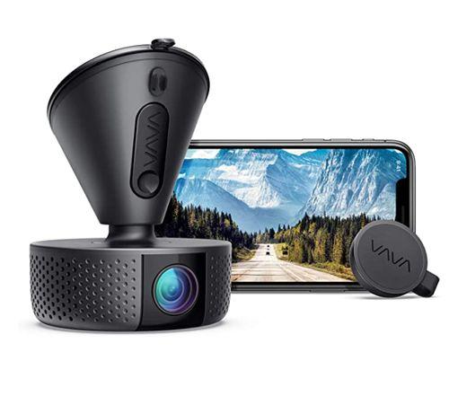 VAVA 4K Wi-Fi Car Dash Camera - Amazon