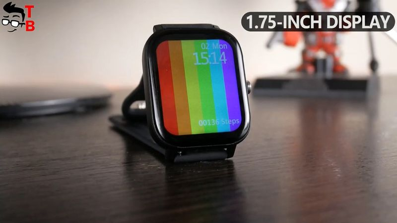 DT NO.1 DT36 REVIEW: The Cheapest Watch with Bluetooth Calls in 2020!