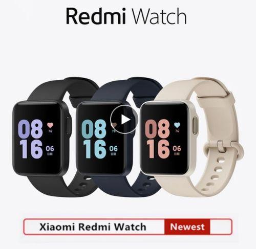 NEW Redmi Watch - GearBest